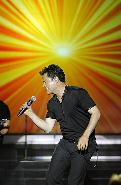 The Osmonds Reunion Special Tapes In Las Vegas Photos and ...