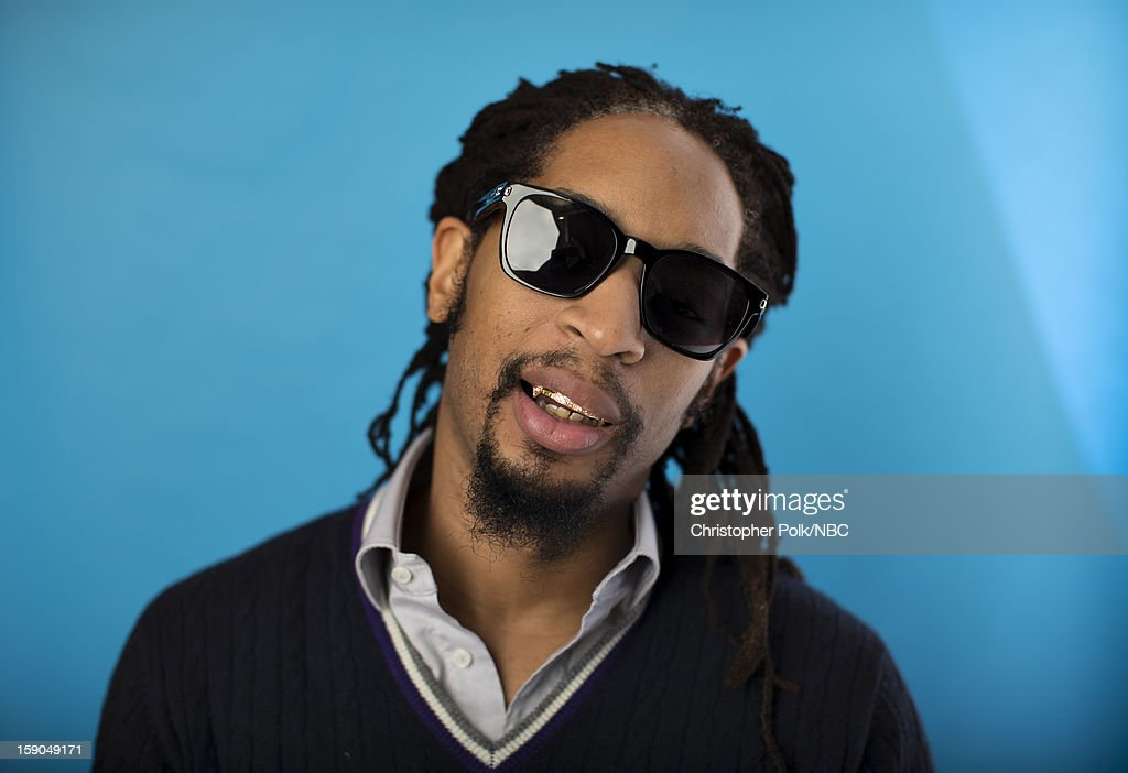 Entertainer Lil Jon attends the NBCUniversal 2013 TCA Winter Press Tour at The Langham Huntington Hotel and Spa on January 6, 2013 in Pasadena, California.