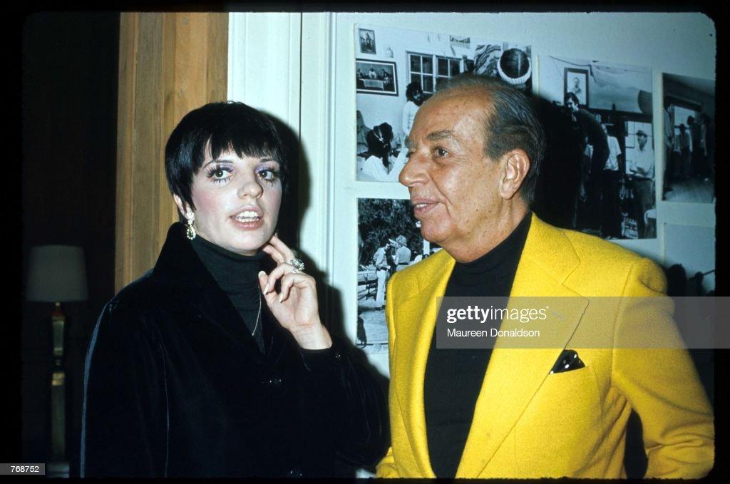 Liza Minnelli With Vincent Minnelli : News Photo