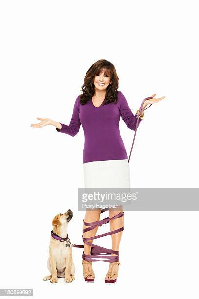 Entertainer Marie Osmond is photographed for Prevention Magazine on May 18 2012 in Las Vegas Nevada COVER IMAGE