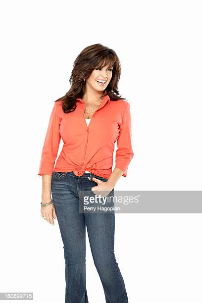Entertainer Marie Osmond is photographed for Prevention Magazine on May 18 2012 in Las Vegas Nevada