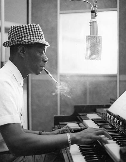 "Nat ""King"" Cole Recording"