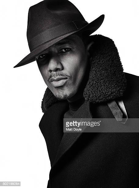 Entertainer Nick Cannon is photographed for Back Stage on November 9 in New York City PUBLISHED COVER