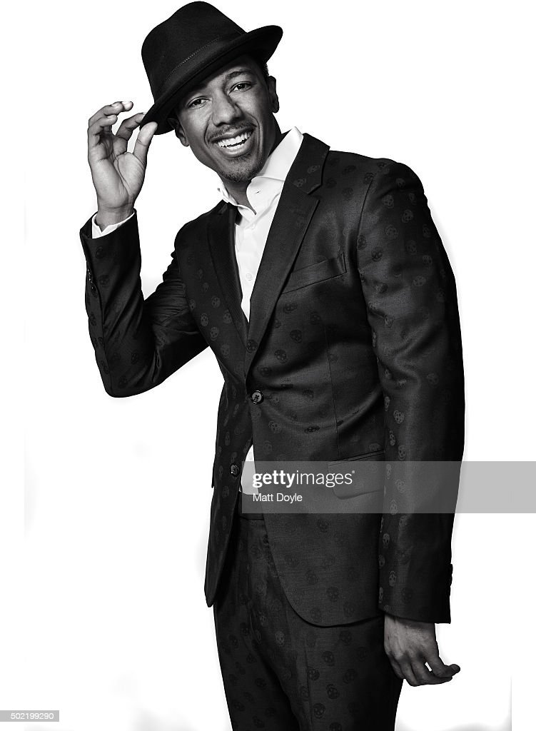 Nick Cannon, Back Stage, December 3, 2015