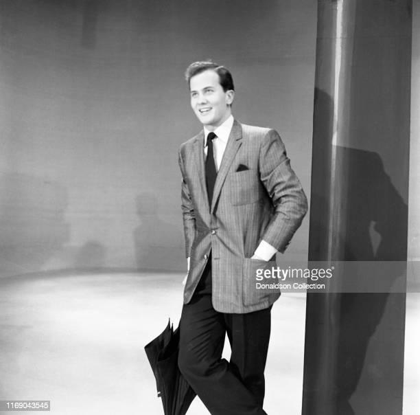 Entertainer Pat Boone in circa 1959.