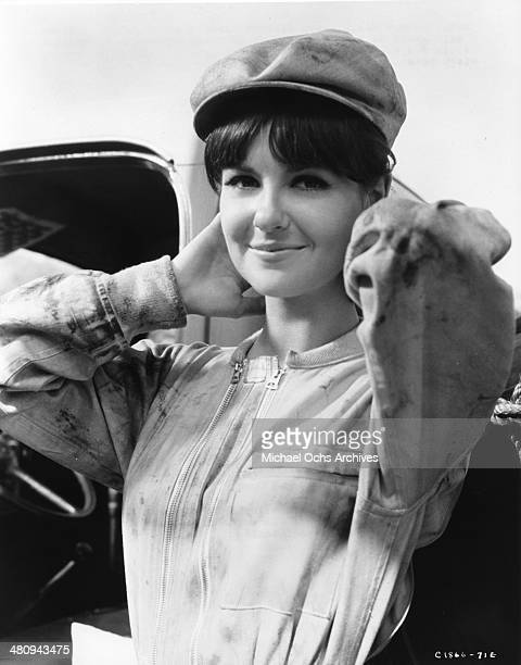 Entertainer Shelley Fabares plays a garage mechanic in the movie A Time To Sing in which she plays Hank Williams Jr's love interest and was released...