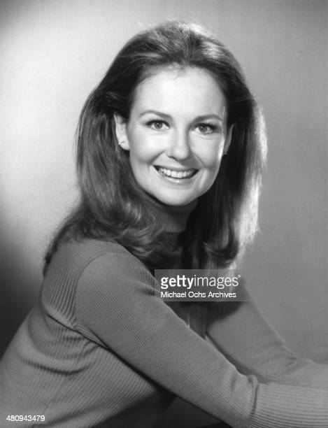 Entertainer Shelley Fabares poses portrays Jenny Bedford in the comedy television series The Practice on January 9 1976