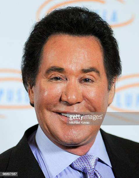 Entertainer Wayne Newton arrives at the 10th Annual Lupus LA Orange Ball at the Beverly Wilshire Four Seasons Hotel on May 6 2010 in Beverly Hills...