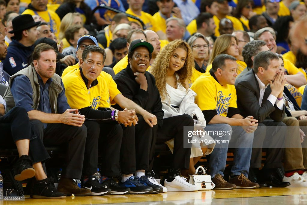 New Orleans Pelicans v Golden State Warriors - Game One : News Photo