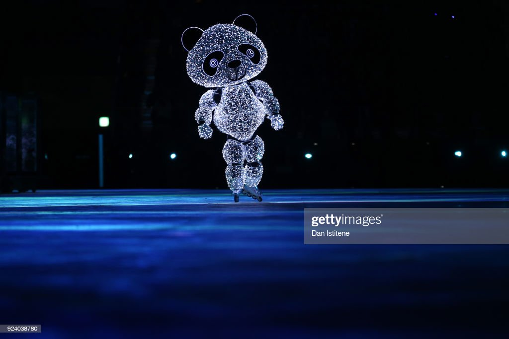 KOR: Winter Olympics - Best of Closing Ceremonies