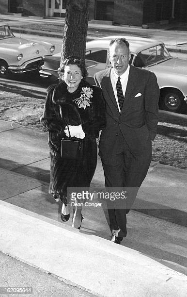 APR 9 1956 APR 19 1956 NOV 27 1961 Entertaining house guests this weekend will be Mr and Mrs Gerald Hughes Phipps Their visitors will be Herbert...