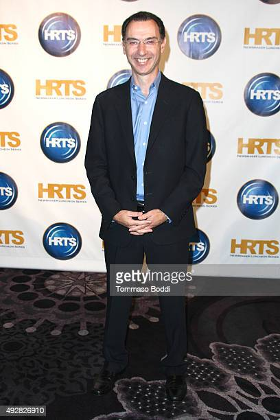 Entertainment Group President Paul Lee attends the Hollywood Radio and Television Society State Of The Industry Luncheon held at The Beverly Hilton...