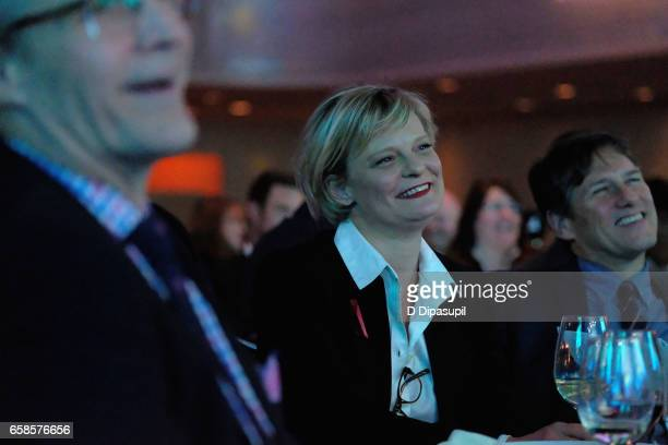 Entertainment Honoree Martha Plimpton attends the ninth annual PFLAG National Straight for Equality Awards Gala on March 27, 2017 in New York City.