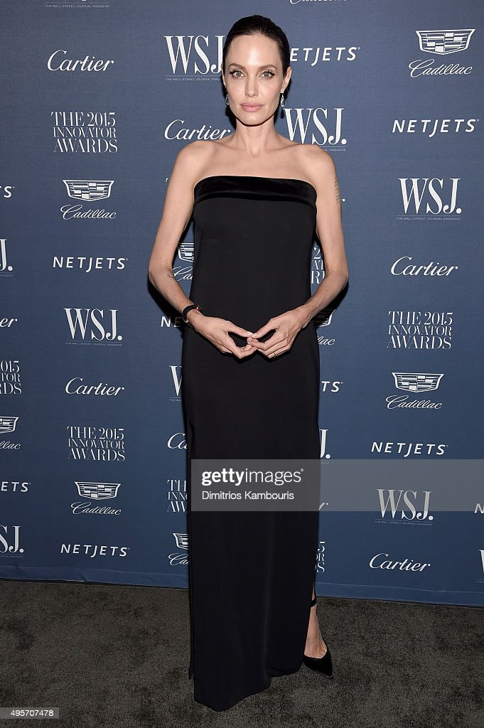 WSJ. Magazine 2015 Innovator Awards - Arrivals