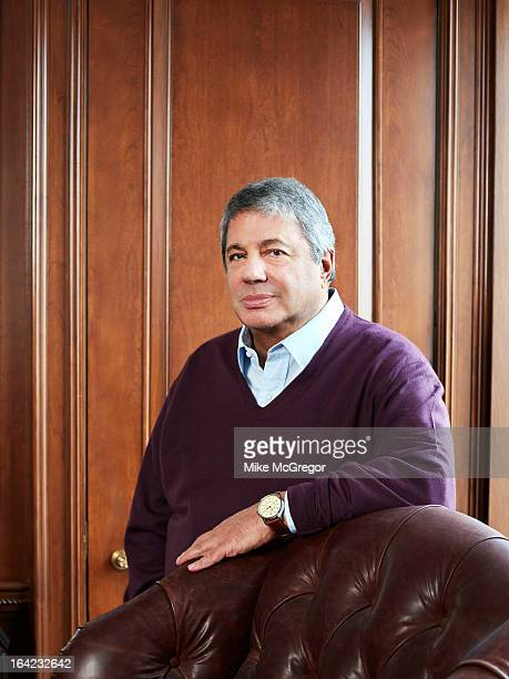 Entertainment lawyer Allen Grubman is photographed for Billboard Magazine on February 1 2013 in New York City PUBLISHED IMAGE