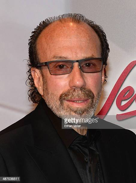 Entertainment manager Bernie Yuman attends the 18th annual Keep Memory Alive Power of Love Gala benefit for the Cleveland Clinic Lou Ruvo Center for...
