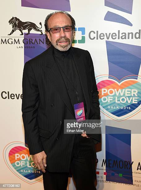 Entertainment manager Bernie Yuman attends the 19th annual Keep Memory Alive Power of Love Gala benefit for the Cleveland Clinic Lou Ruvo Center for...