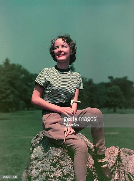 1951 English singer and actress Petula Clark who was a child star in the 1940's but is perhaps best known for her success in the early 1960's singing...