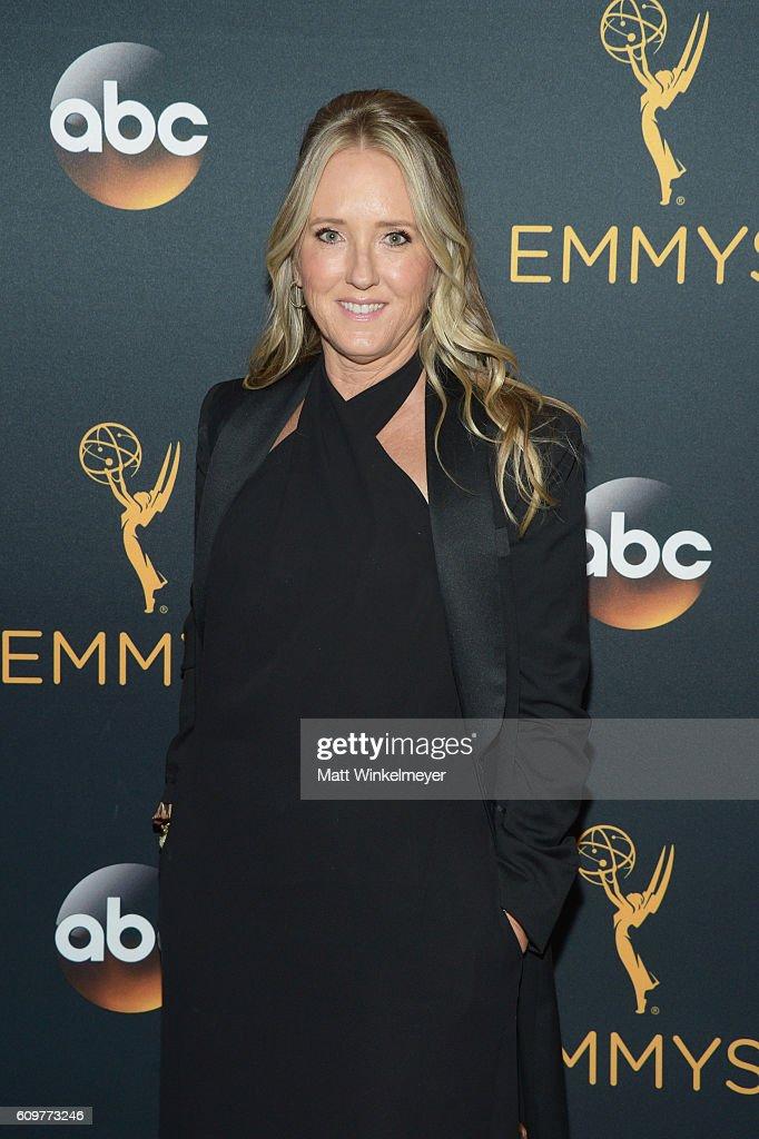 CA: 68th Annual Primetime Emmy Awards - Executive Arrivals