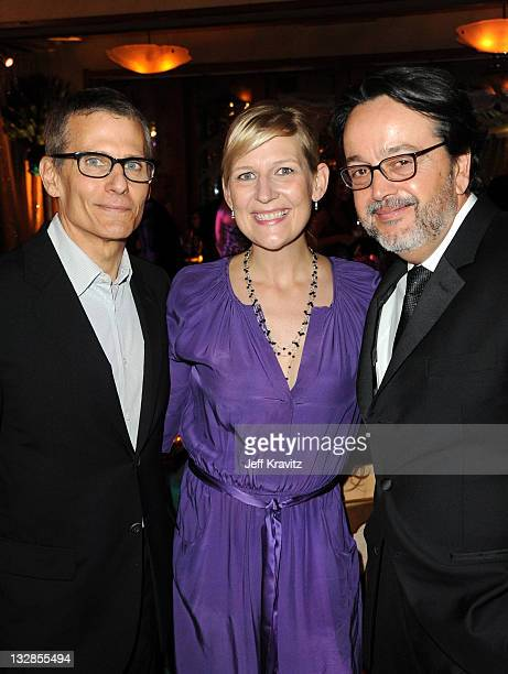 HBO Entertainment President Sue Naegle HBO President Programming Group and West Coast Michael Lombardo and President of HBO Films Len Amato attend...