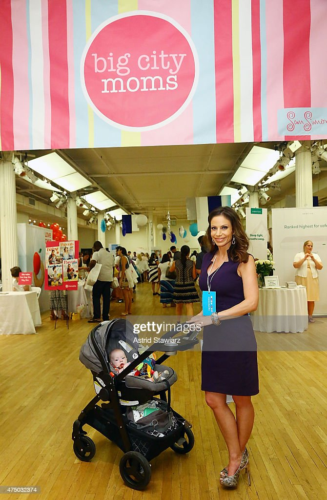 Entertainment Reporter For CBS 2, Jill Nicolini Attends Big City Moms  Biggest Baby Shower Ever