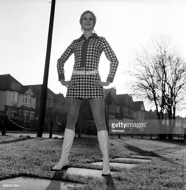 Dancer Wendy Gotelee a former dancer in the 'Saturday Crowd' on ITV is now resident dancer in the Cliff Richards Show seen on BBC1 December 1969...