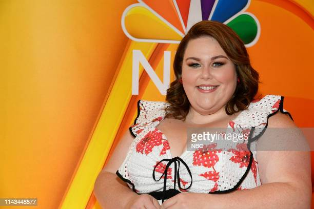 Entertainment's 2019/20 New Season Press Junket in New York City on Monday May 13 2019 Pictured Chrissy Metz This Is Us on NBC