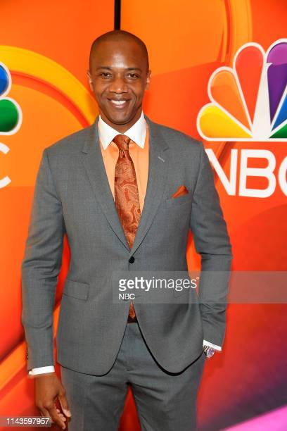 Entertainment's 2019/20 New Season Press Junket in New York City on Monday May 13 2019 Pictured J August Richards Council of Dads on NBC