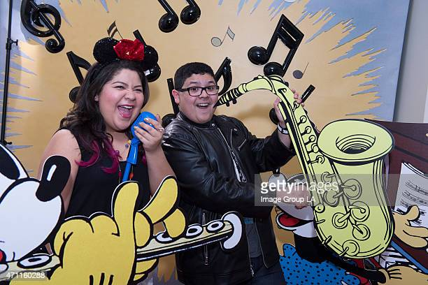 AWARDS Entertainment's brightest young stars turned out for the 2015 Radio Disney Music Awards music's biggest event for families at Nokia Theatre LA...