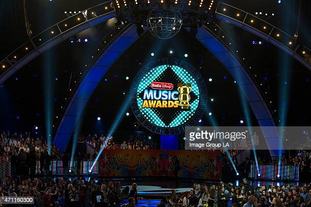 Entertainment's brightest young stars turned out for the 2015 Radio Disney Music Awards , music's biggest event for families, at Nokia Theatre L.A....