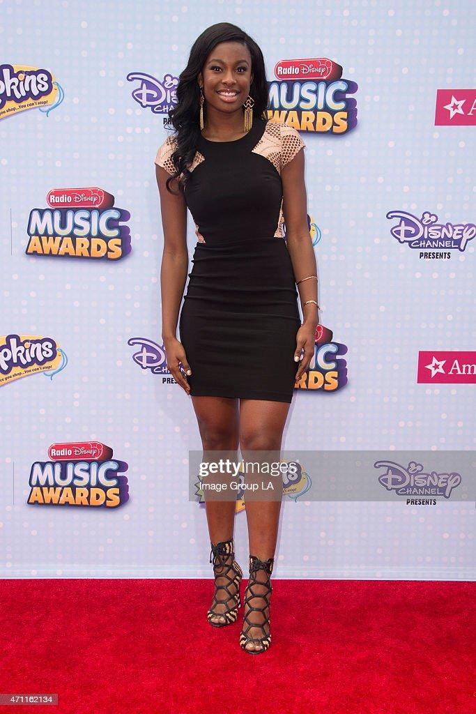Disney Channel Presents The 2015 Radio Disney Music Awards : News Photo