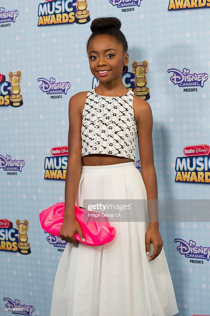 Disney Channel Presents The 2015 Radio Disney Music Awards : News Photo