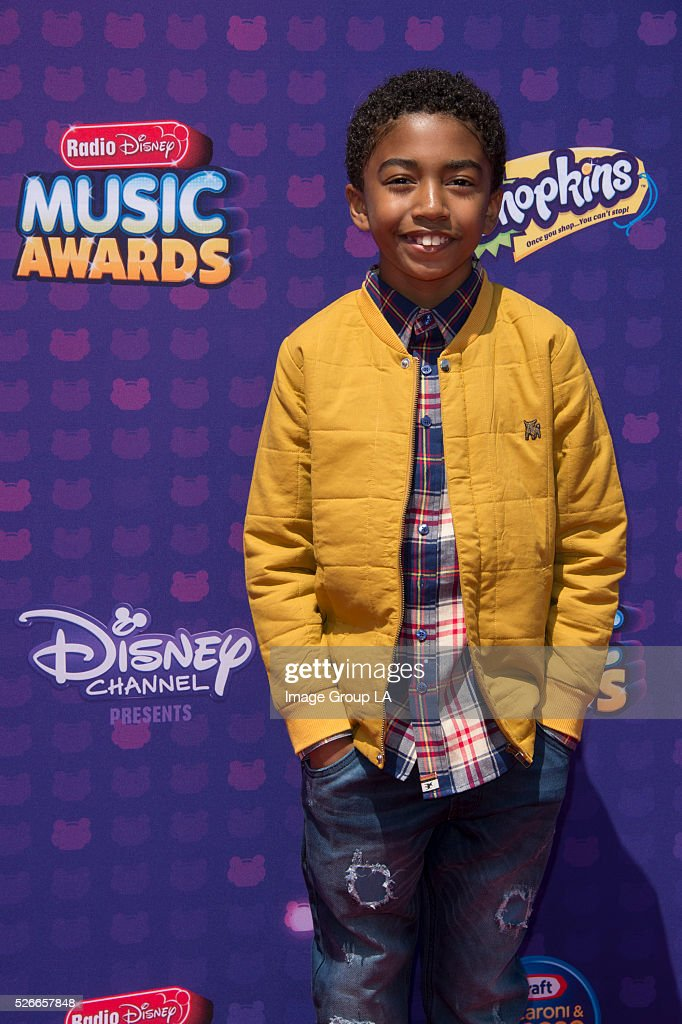 AWARDS - Entertainment's brightest young stars turned out for the 2016 Radio Disney Music Awards (RDMA), music's biggest event for families, at Microsoft Theater in Los Angeles on Saturday, April 30. 'Disney Channel Presents the 2016 Radio Disney Music Awards' airs Sunday, May 1 (7:00 p.m. EDT). MILES
