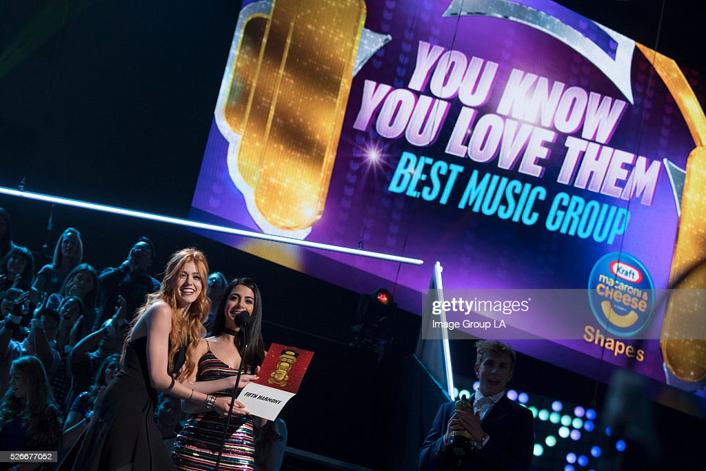 2016 Radio Disney Music Awards : News Photo