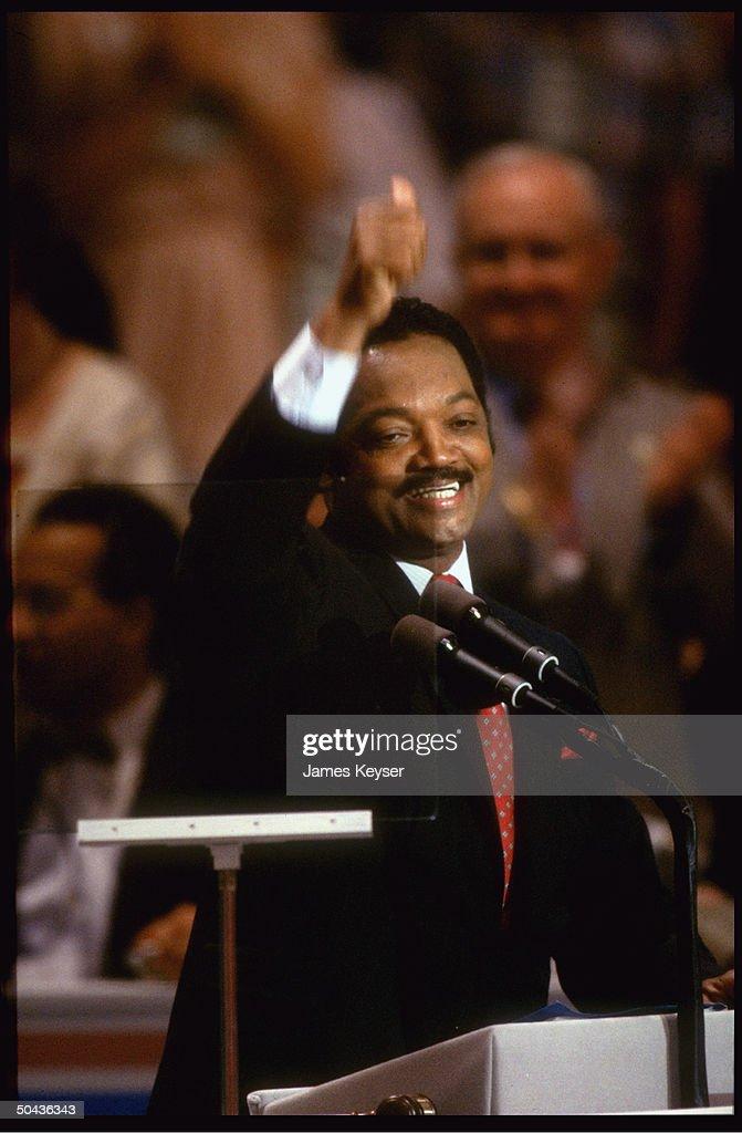 Jesse L. Jackson : News Photo
