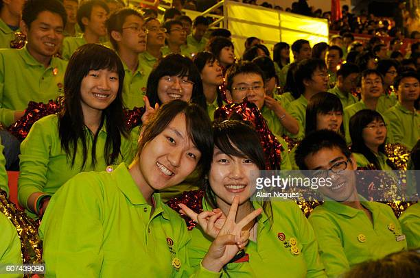 a study of volunteer in beijing I want to be a volunteer of beijing olympic games。 i realized the time flies。i must study english very hard。 because english is very useful and it is very important。 and.