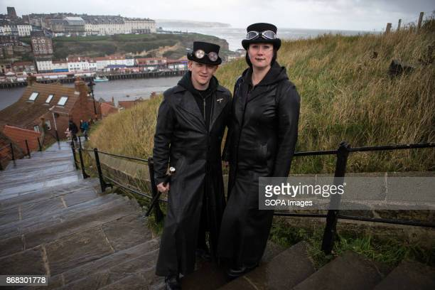 Enthusiasts seen gathering for Whitby Goth Weekend 2017 The Whitby Goth Weekend alternative music festival began in 1994 and takes place twice each...