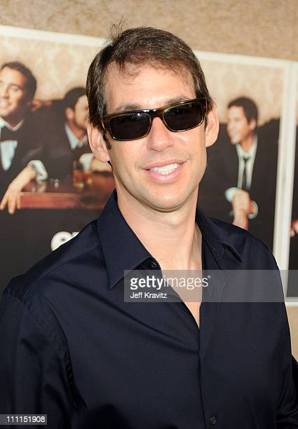 """Entourage creator, executive producer and head writer Doug Ellin arrives on the red carpet to HBO's official premiere of """"Entourage"""" Season 6 held at..."""