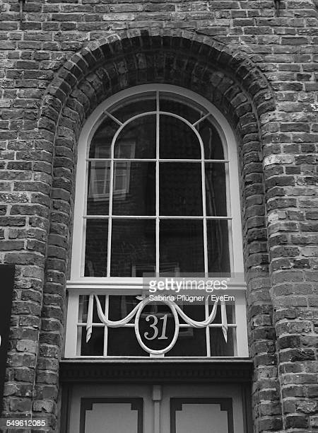 Entrance Door And Number Thirty One