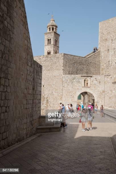 Entrada de Cidade velha de Dubrovnik