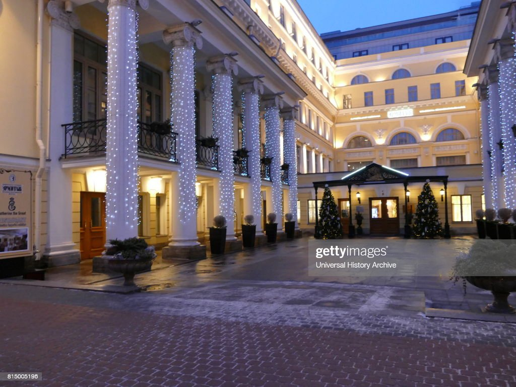St Petersburg Five Star Hotels