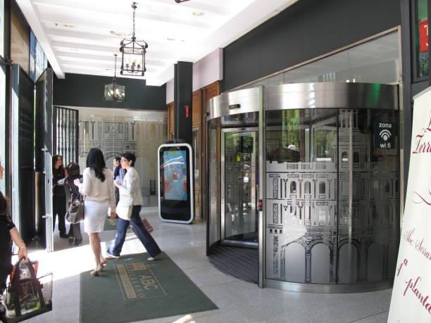 ABC Serrano Shopping Center In Madrid