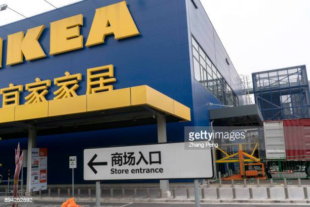 Entrance to an IKEA store In 2017 IKEA's sales in China were about 132 billion yuan up 14% from the same period Although still two digit growth it...