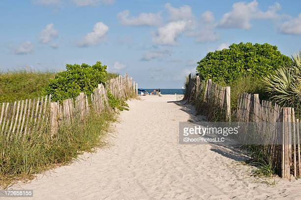 Entrance to Miami Beach