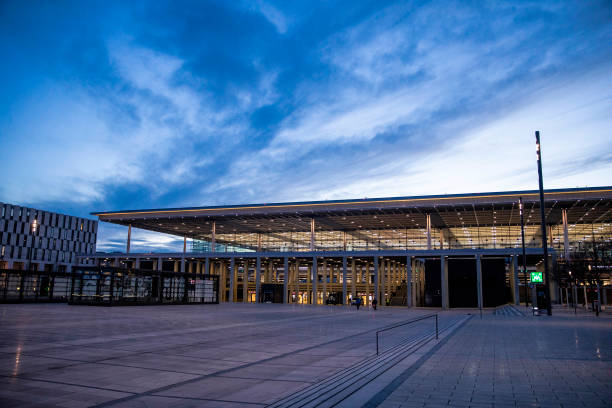 DEU: New Berlin Airport To Open On October 31