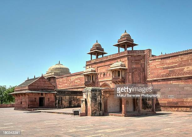 Entrance to Queen's Palace, Fatehpur Sikri