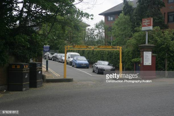 Entrance to St Albans Abbey station 2007