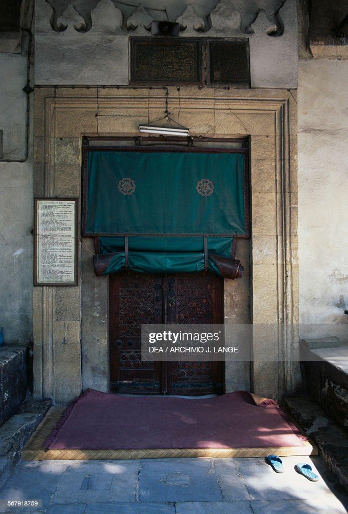 Church of Saints Sergius and Bacchus, Istanbul : News Photo