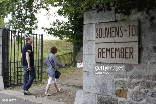 Entree du village le 16 septembre 2011 OradoursurGlane HauteVienne Limousin Le nom d'OradoursurGlane reste attache au massacre de sa population par...