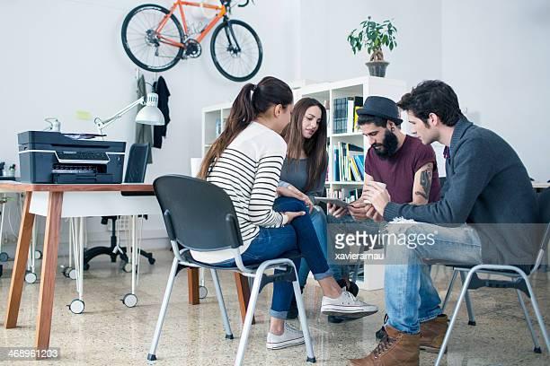Entrepeneurs de réunion